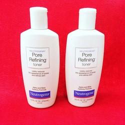 Nước hoa hồng Neutrogena Pore Refining Toner