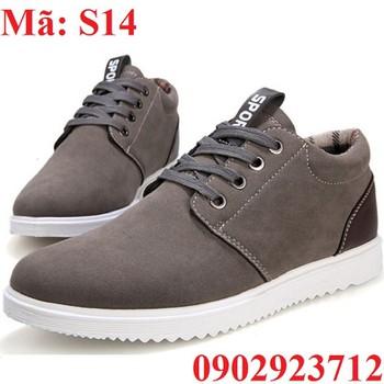 Giày Nam Hàn Quốc Cao Cấp - S14