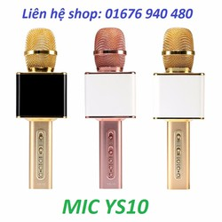 Micro karaoke bluetooth YS10