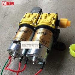 Bơm Nước Mini Áp Lực Kép 12V 100W 8L