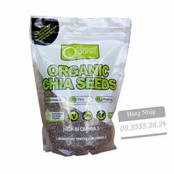 Hạt Chia Úc ORGANIC Chia Seeds  1kg