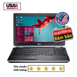 Dell Latitude E6520 Core i5 - 4GB - 320GB - Phím Số - Intel HD