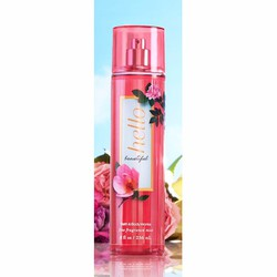 Xịt toàn thân Bath and body works hương Hello beautiful