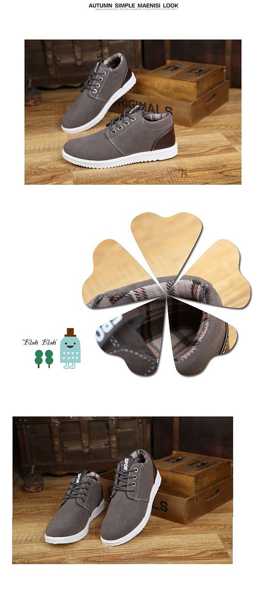 Giày Nam Hàn Quốc Cao Cấp - S14 8