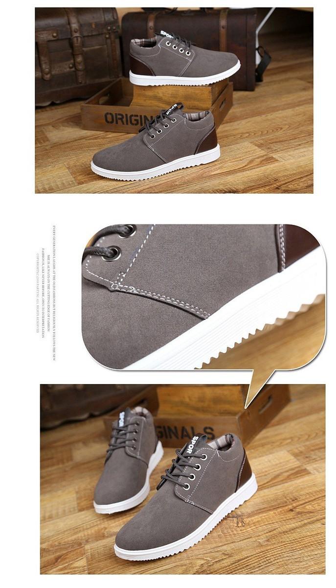 Giày Nam Hàn Quốc Cao Cấp - S14 6