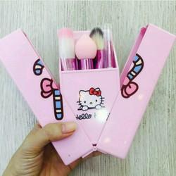 Bộ cọ Hello Kitty 8 món