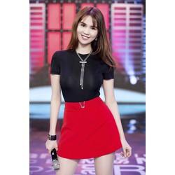 Bộ Set Áo Và Váy Xinh Như Ngọc Trinh - SETXM415