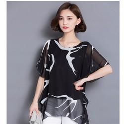 áo kiểu  from rộng hàn quôc cao cấp TB0310