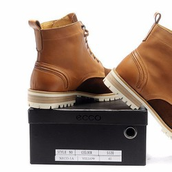 Giày bốt cao chất lượng cao sang trọng quý nam
