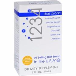 Thuốc Giảm Cân 1234 Diet Drops