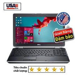 Dell Latitude E6530 Core i5 - 4GB - SSD 120 GB - Phím Số - Intel HD