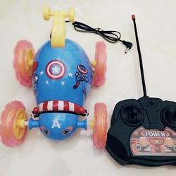 Xe đồ chơi điều khiển từ xa có đèn LED