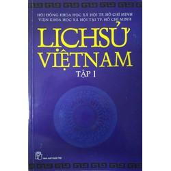 Sách - Lịch sử Việt Nam - tập 1