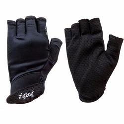zigzag GLV00405- Găng tay thể thao Sport chống nắng UPF50+ đen