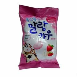 Kẹo sữa Malang cow vị dâu ngọt từ Nhật
