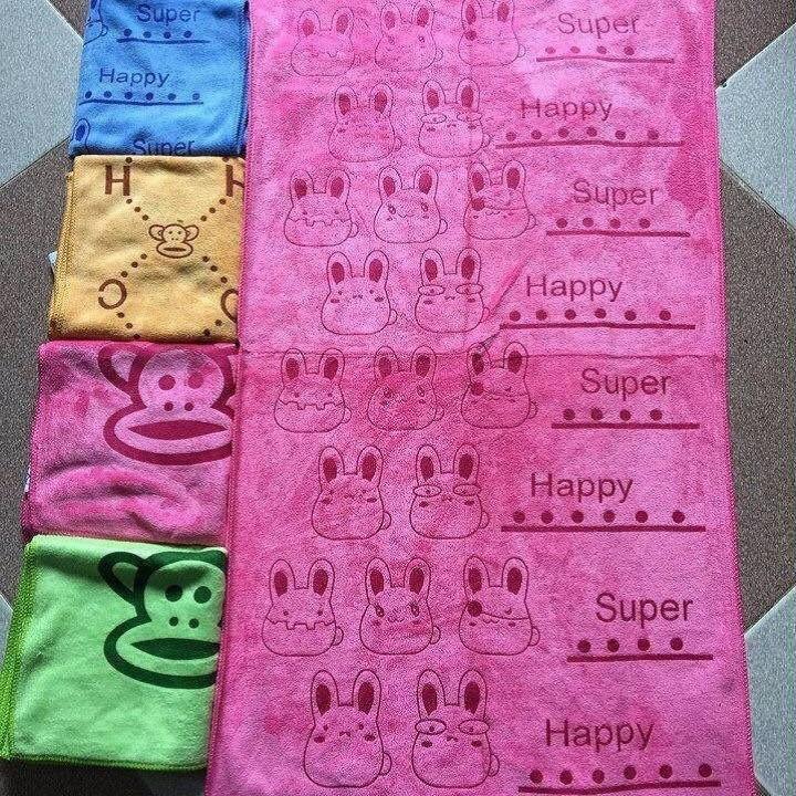 Bộ 3 khăn tắm Thái siêu mềm mịn 3