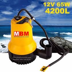 Máy bơm chìm 12V 65W 4200L