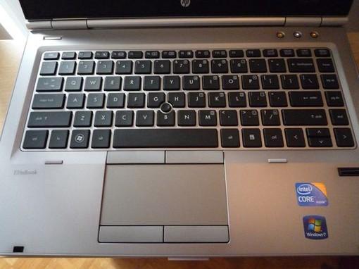 HP 8470P i5.3320.4G.320G intel 4000 14in Võ nhôm zin 99 2