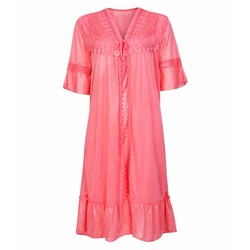 Set Đầm Ngủ Kèm Áo Choàng Dễ Thương ZID52827