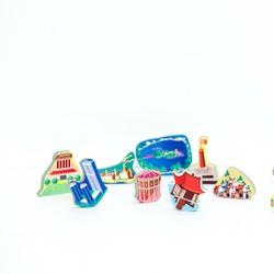 Bộ sưu tập danh lam thắng cảnh -TM shop