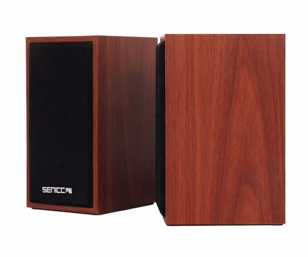 Loa vi tính gỗ Senic SN -465 2