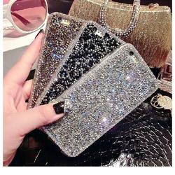 Ốp lưng điện thoại luxury đính cườm