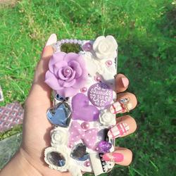 Ốp lưng handmade điện thoại mẫu đa dạng