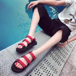 Sale off - Giày sandals quai dù SDQN25