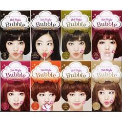 Nhuộm tóc gội dạng bọt Bubble Hair Coloring Etude House