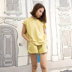 Set quần áo thun cao cấp hàng nhập- design by Korea
