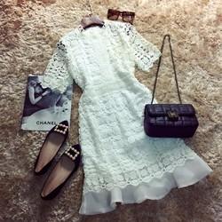 Đầm ren thời trang cao cấp chuẩn hot girl