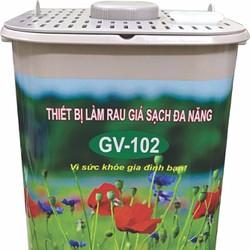 Máy làm giá đỗ rau mầm tự động GV102