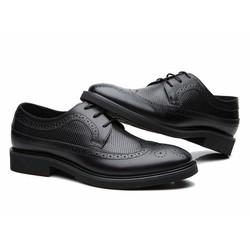 Giày tây kiểu dáng đơn giản nhưng kiểu dáng cực sang trọng