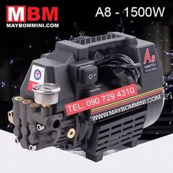 Máy bơm xịt rửa áp lực cao 220V 1.5KW A8