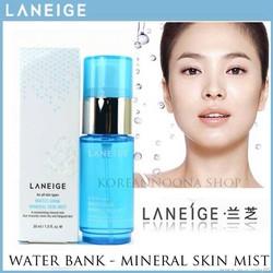 Xịt khoáng Laneige Water Bank 30ml
