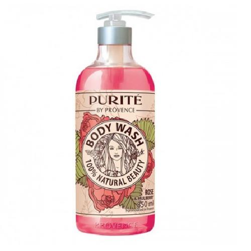 Sữa tắm Purite Provence hương Hoa Hồng