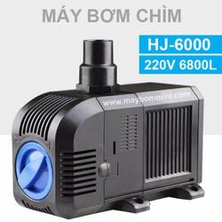 Máy bơm chìm 220V HJ-6000 6800L