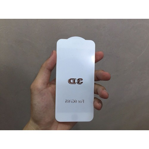 Dán cường lực 3D IPhone 6G 6 Plus