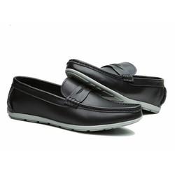 Giày lười da biểu bì mềm kiểu dáng sang trọng mạnh mẽ lịch sự NẺW
