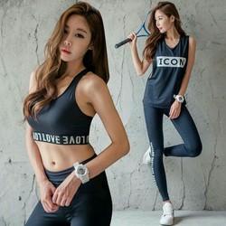 bộ quần áo thể thao siêu hot