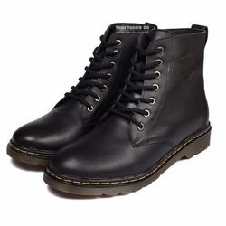 Giày da cao cổ sành điệu
