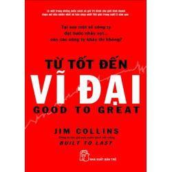 Sách - Từ tốt đến vĩ đại