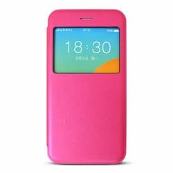 Bao da iPhone 6 Plus Easy Cover ốp trong suốt màu hồng