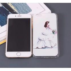ỐP DẺO IPHONE 5, 6, NHIỀU HÌNH ĐẸP