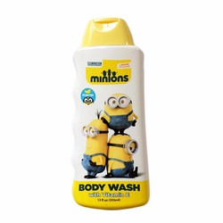 Sữa tắm Despicable Me Minions Body Wash Banana Scented
