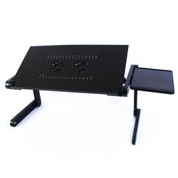 Sỉ+ Lẻ Bàn laptop, máy tính bảng kiêm đế tản nhiệt laptop xoay 360 độ