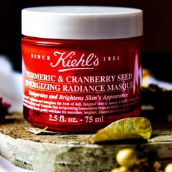 KIEHLS Turmeric Cranberry Seed Energizing Radiance Masque