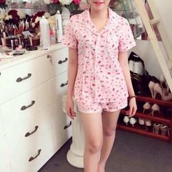 pijama ngắn-hàng Thái