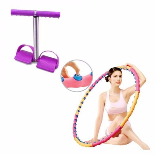 Bộ vòng lắc eo giảm cân hoạt tính massage và dây tập cơ bụng - 4104231 , 4462668 , 15_4462668 , 329000 , Bo-vong-lac-eo-giam-can-hoat-tinh-massage-va-day-tap-co-bung-15_4462668 , sendo.vn , Bộ vòng lắc eo giảm cân hoạt tính massage và dây tập cơ bụng