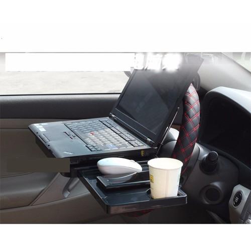 Giá đỡ laptop ô tô - bàn laptop mini ,0